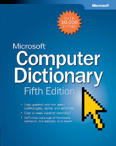 Free Download Microsoft Computer Dictionary)
