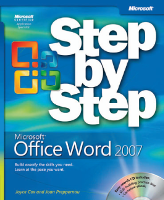 Télécharger Gratuit Microsoft Office Word 2007 Step by Step)